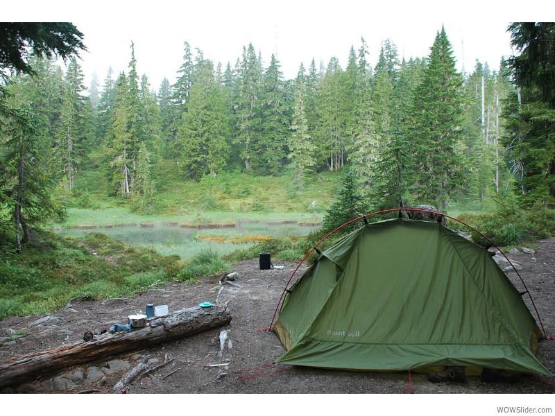Deer Lake Trail in Oregon