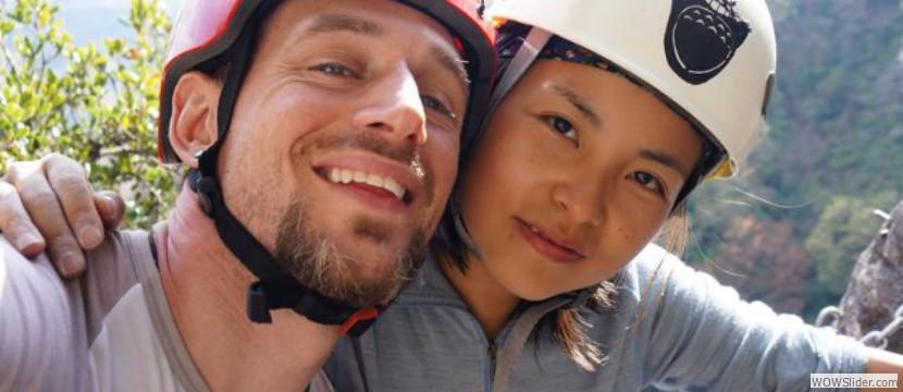 Japan Climbing Trip